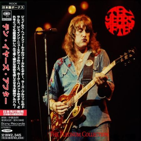 TEN YEARS AFTER - THE PLATINUM COLLECTION (JAPANESE EDITION, 2CD) 2019