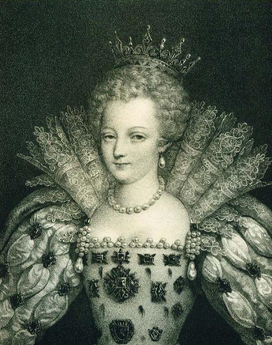 Мария Стюарт: корона за любовь